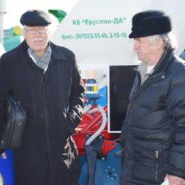 Апшеронский машиностроительный завод принял участие в международной выставке