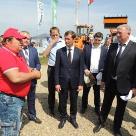 Апшеронский завод на международной сельхозвыставке
